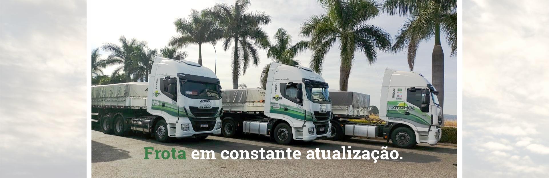 FROTA ATUALIZADA